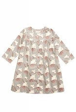 Pink Chicken Dress - Felicity Dress Angora White Elephant in