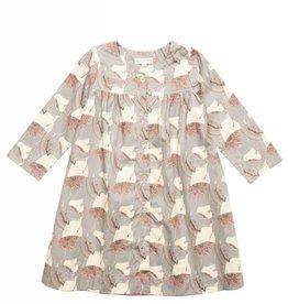 Pink Chicken Dress - Felicity Dress Angora White Elephant in