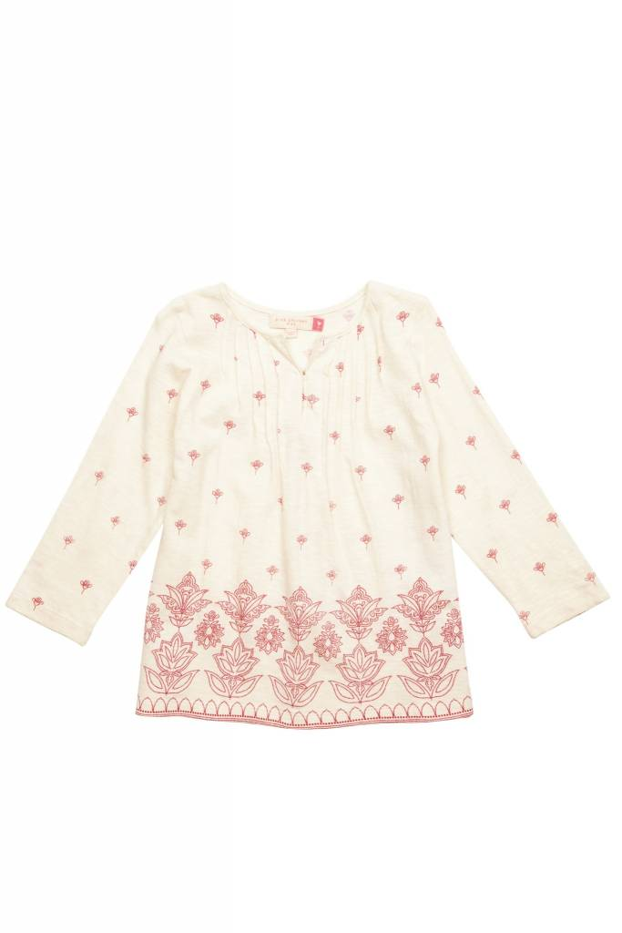 Pink Chicken Top - Lana Top -
