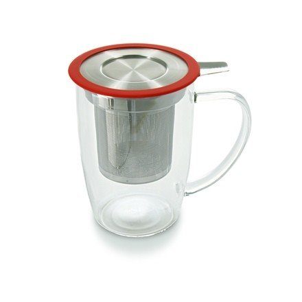 Tasse en verre