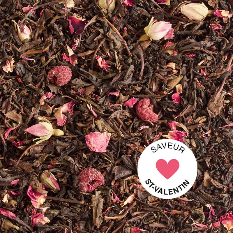 Oolong rose-framboise