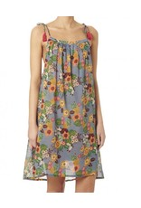 Star Mela Kenzy Print Sundress