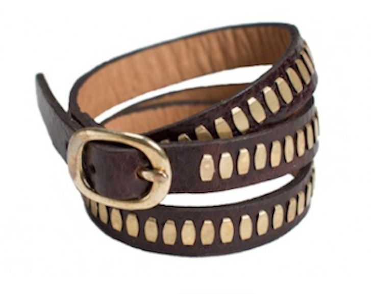 Calleen Cordero Calleen Cordero Nita Triple Wrap Bracelet