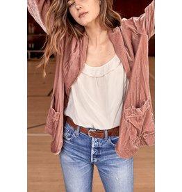 Xirena Xirena Vintage Velvet Jax Jacket