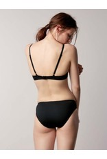 Fortnight Fortnight Swim Tri Bralette Black