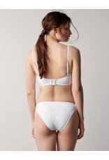 Fortnight Fortnight Swim Longline Top White