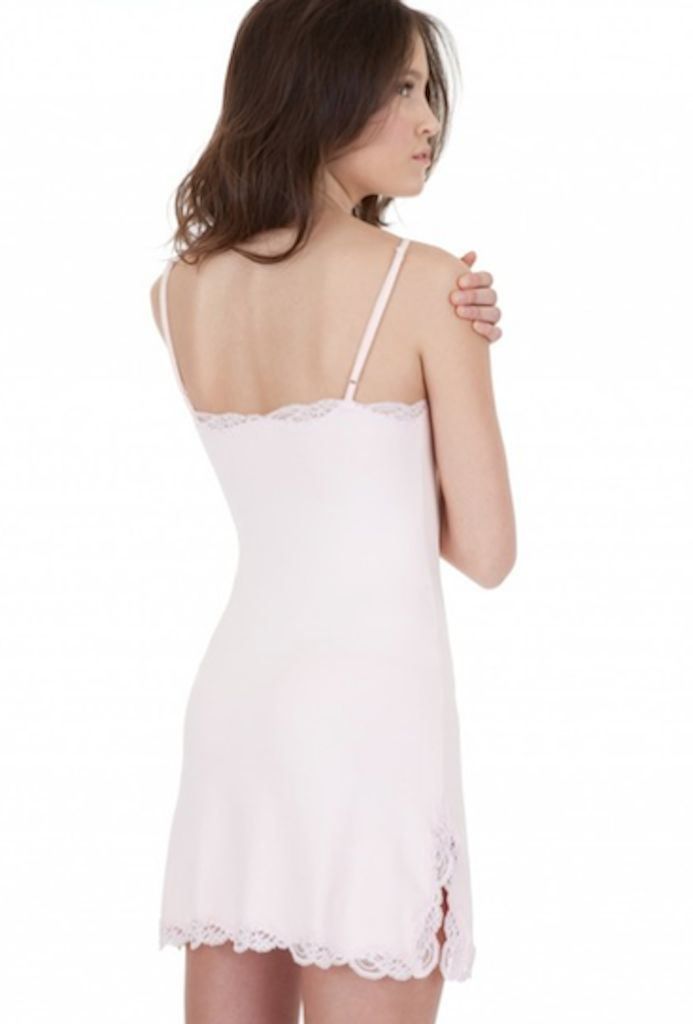 Only Hearts Only Hearts Delicious Lace Chemise Barley Pink