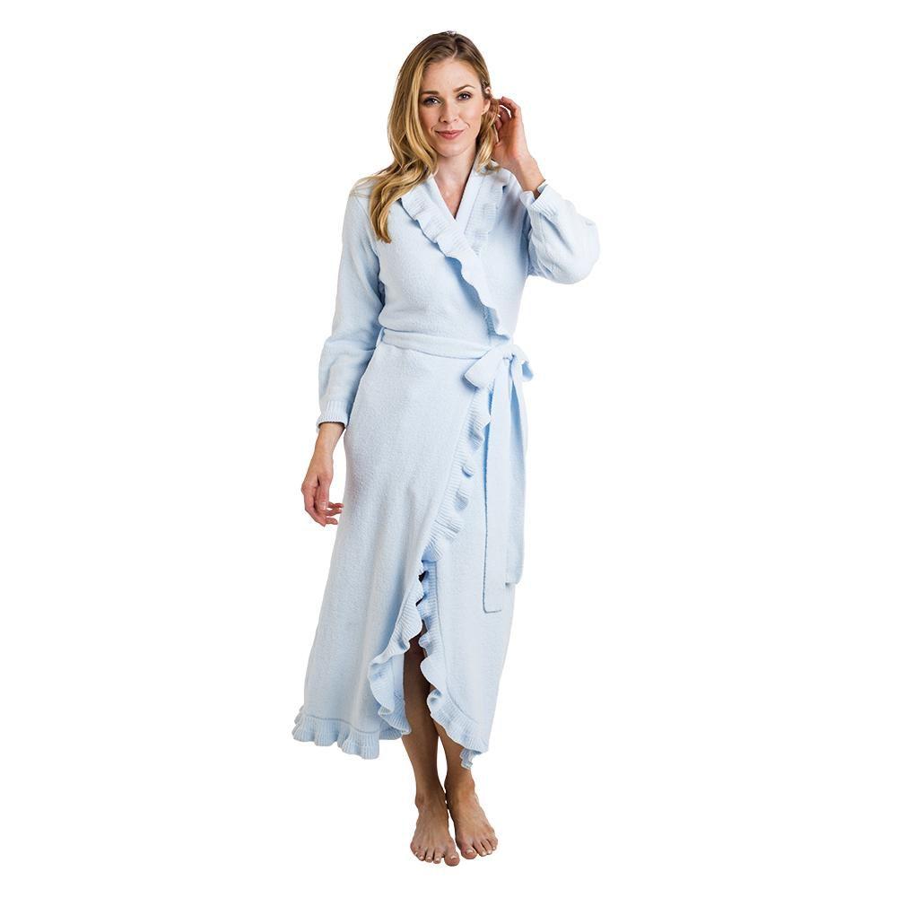 Paddi Murphy Paddi Murphy Softies Long Ruffle Robe