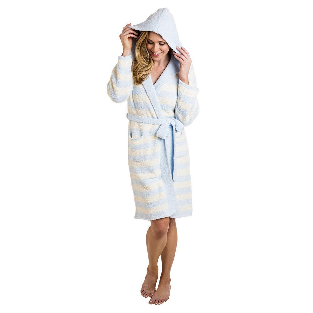 Softies Marshmallow Hoodie Wrap Robe