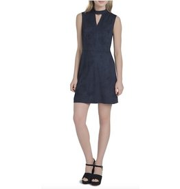 Lysse Lysse Suede Dress Midnight