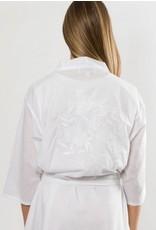 Mahogany Mahogany 100% Cotton Robe