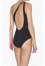 Shan Shan Swim Bright Like A Diamond One Shoulder One Piece