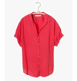 Xirena Xirena Channing Cotton Poplin Button Down