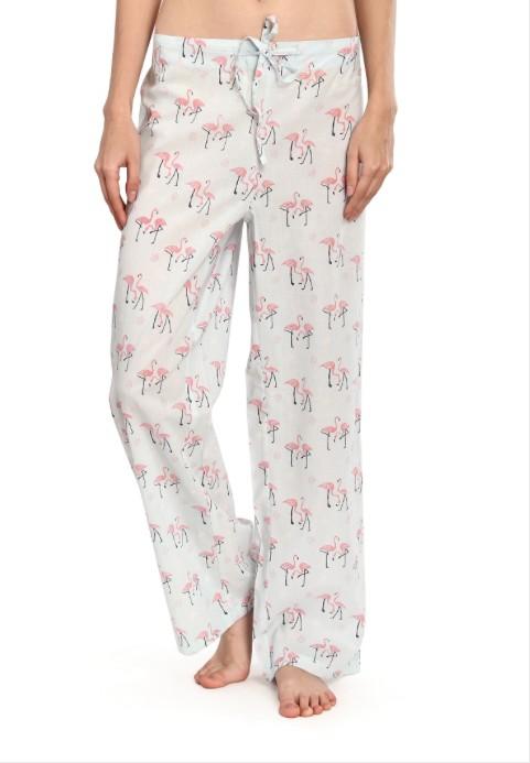Mahogany Mahogany 100% Cotton PJ Pant in a  Bag Flamingo