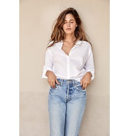 Xirena Xirena Beau Cotton Poplin Button Down