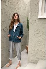 Xirena Jordyn Boardwalk Stripe Gauze Pant