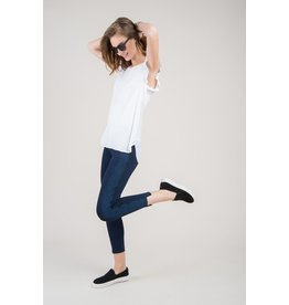 Lysse Lysse Step Hem Ankle Denim