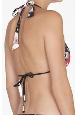 Shan Shan Swim Bright Like A Diamond Halter Bikini Top