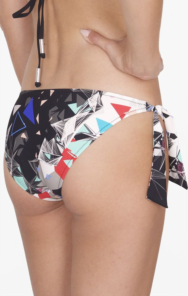 Shan Shan Swim Bright Like A Diamond Bikini Bottom