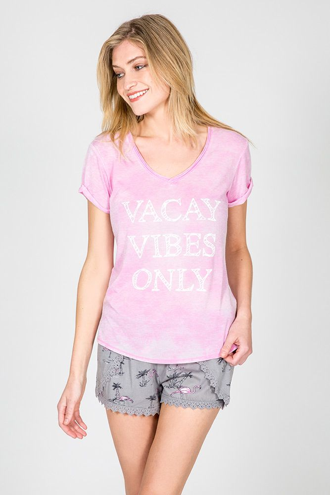 PJ Salvage PJ Salvage Playful Prints Vacay Vibes
