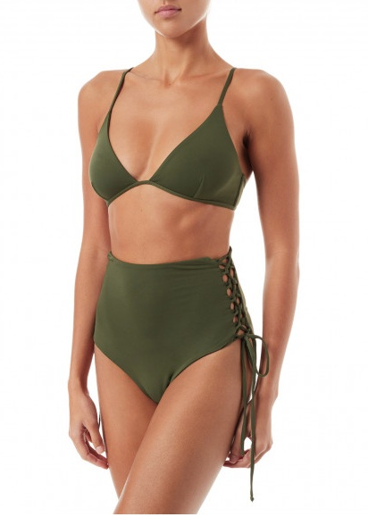 Melissa Odabash Melissa Odabash Madrid Bikini High Bottom