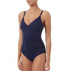 Melissa Odabash Melissa Odabash Majorca Wrap Front Swimsuit