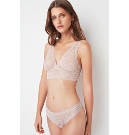 Else Else Chloe Soft Cup Long Line Bra