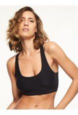Chantelle Soft Stretch One Size Smooth Crop Top One Size