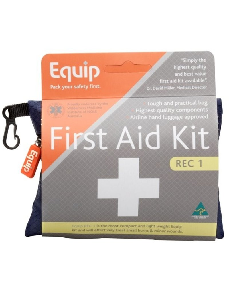 Equip Equip Rec 1 First Aid Kit