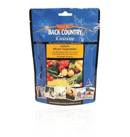 Back Country Cuisine Back Country Instant Mixed Vegetables