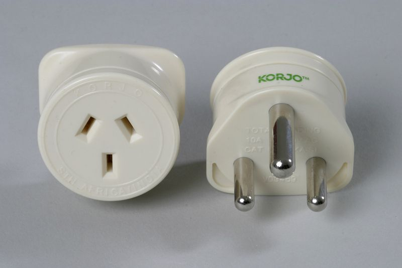 Korjo Korjo South Africa Adaptor