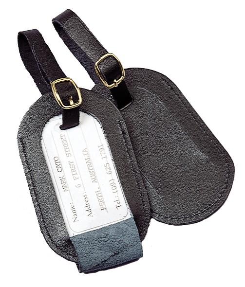 Korjo Korjo Leather Luggage Tags