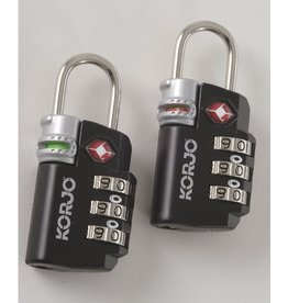 Korjo Korjo TSA Compliant Lock with Indicator
