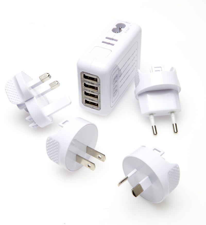 Korjo Korjo 4 x USB Hub Power Adaptor