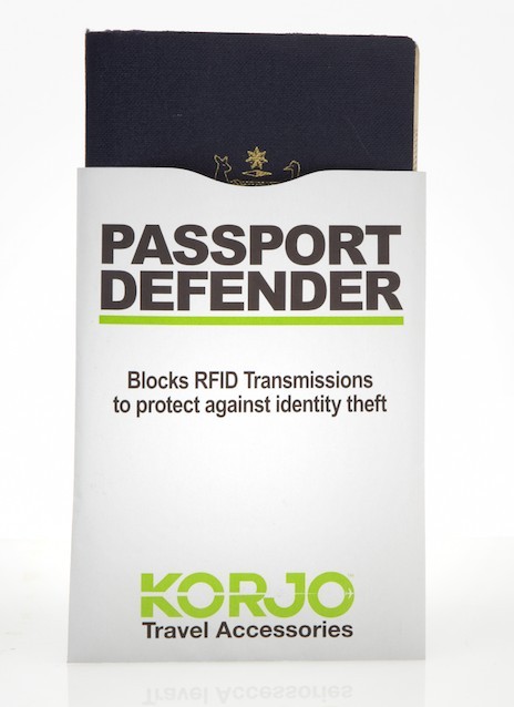 Korjo Korjo Passport Defender