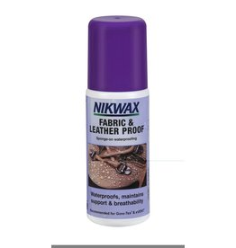 Nikwax Nikwax Fabric & Leather Proof 125ml