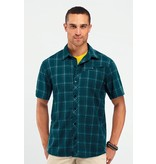 Icebreaker Icebreaker Mens Departure SS Shirt Plaid