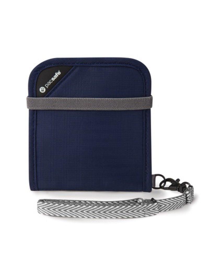 Pacsafe Pacsafe RFIDSafe V100 RFID blocking bi-fold wallet
