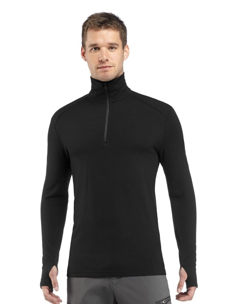 Icebreaker Icebreaker Mens Tech Top LS Half Zip