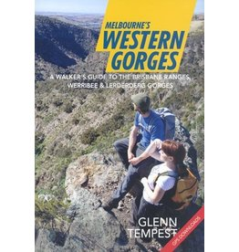 Open Spaces Publishing Melbourne's Western Gorges - Tempest
