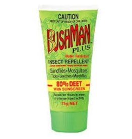 Bushmans Bushman Plus Gel Tube 75g