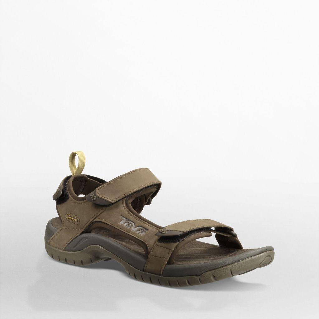 Teva Teva Mns Tanza Leather Sandal