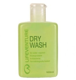 Lifeventure Lifeventure Dry Wash Soap, 100ml