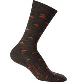 Icebreaker Icebreaker Mens Lifestyle Ultralight Crew Sock