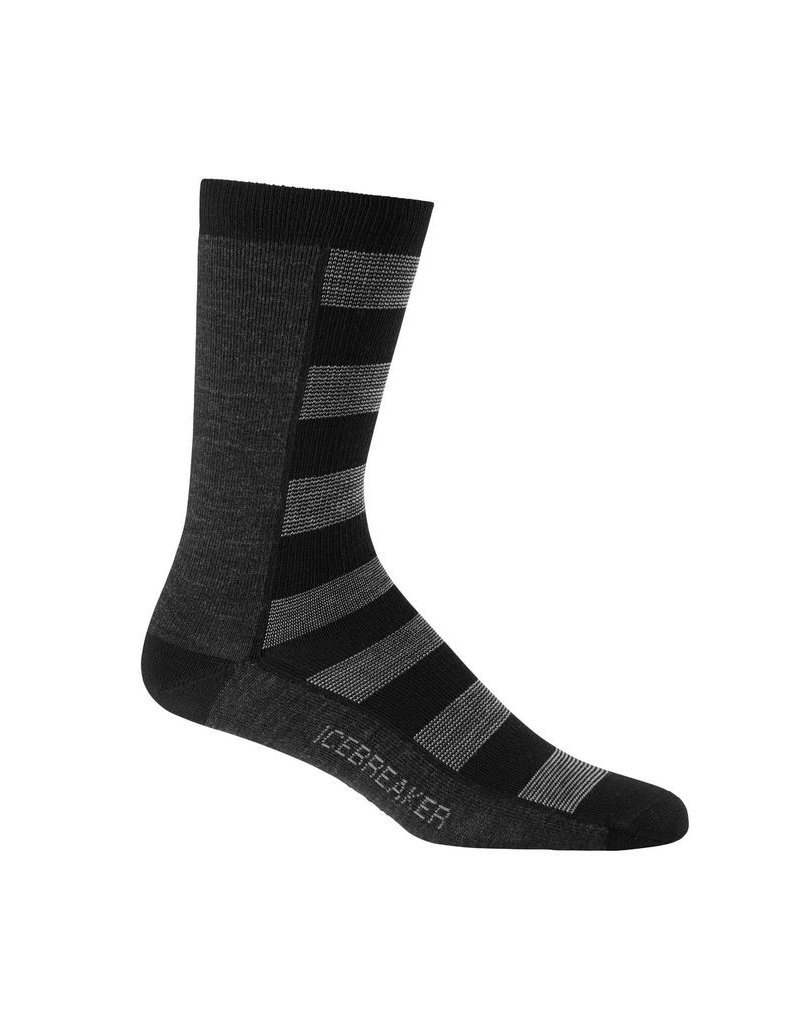 Icebreaker Icebreaker Mens Lifestyle Ultralight Crew Bisect Sock