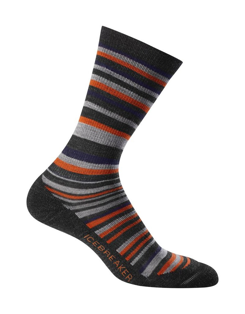 Icebreaker Icebreaker Mens Lifestyle crew Light Sock