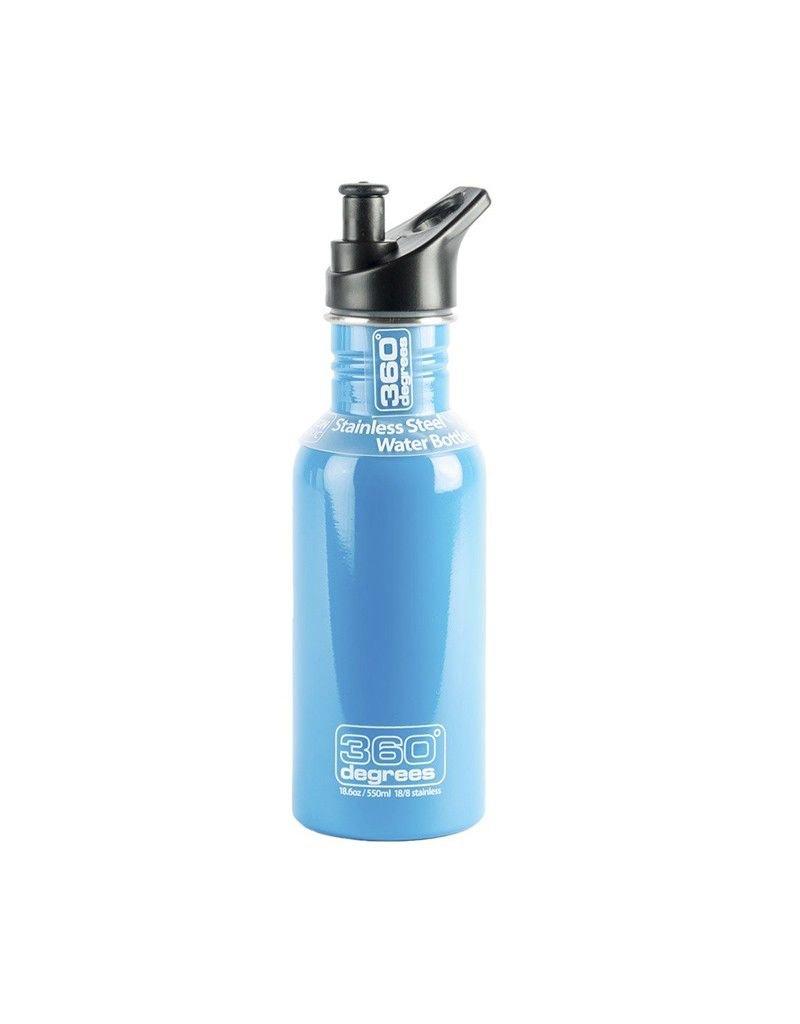 360 Degrees 360C Stainless Steal Bottle 550ml