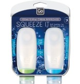 Go Travel Go Travel Squeezy Bottles