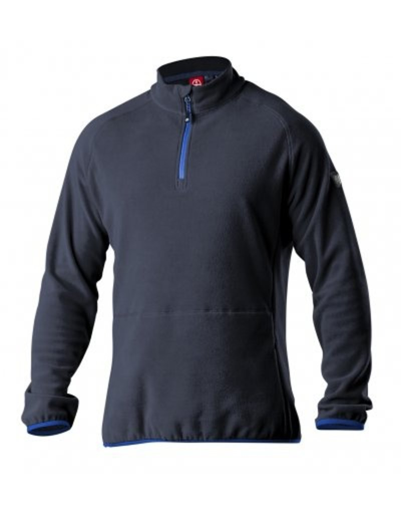 Vigilante Vigilante Mens Regulator 1/4 Zip Fleece