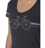 Icebreaker Icebreaker Women's Tech Lite SS Scoop Fixie